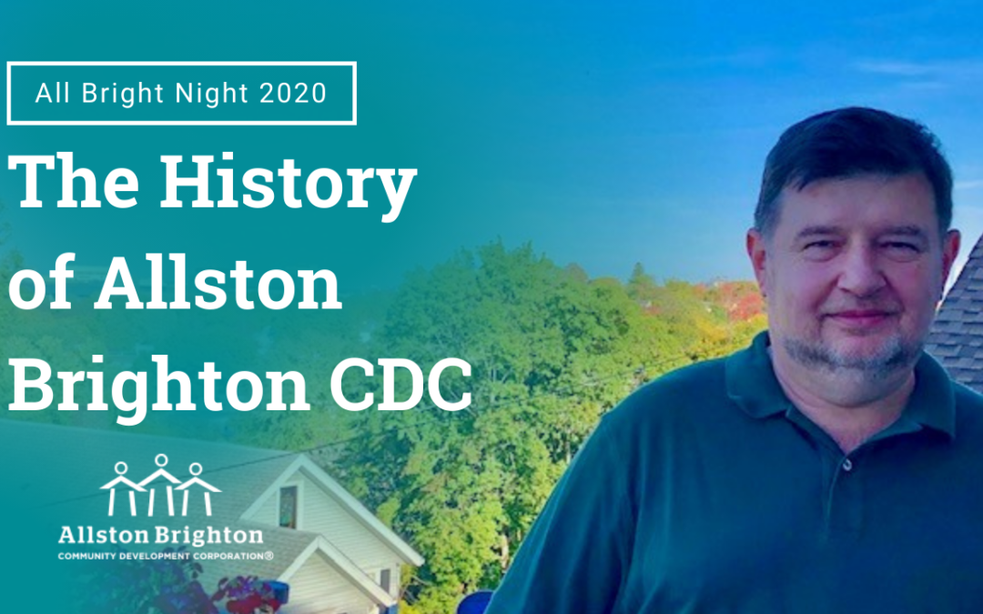 The History of Allston Brighton CDC w/ Charlie Vasiliades